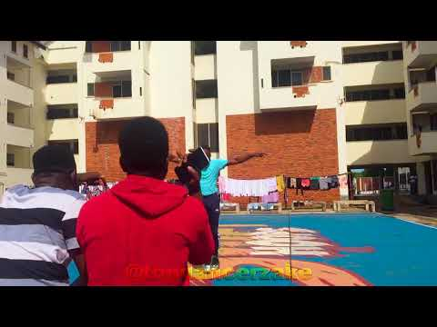 """UNIVERSITY STUDENT KILLS """"OH MY GOSH"""" by YEMI ALADE ON THE BASKETBALL COURT IN HOSTEL"""
