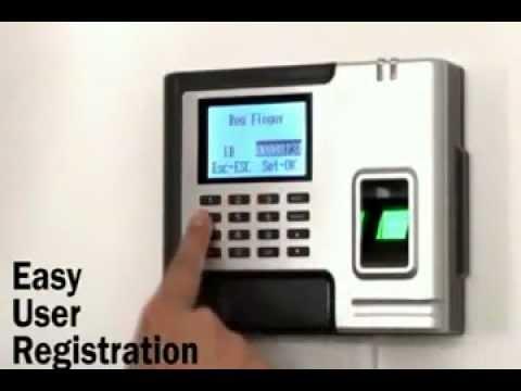 How To Install A Fingerprint Attendance System