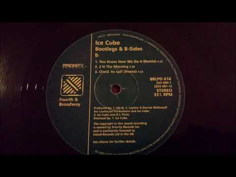 Ice Cube - My Skin Is My Sin
