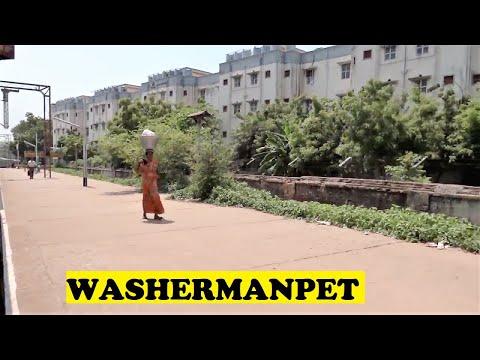 Thirukkural Express Whines Crawls Washermanpet