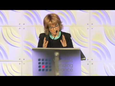 Pat Mitchell Keynote Address Women's Funding Allinace AMPLIFY 2015