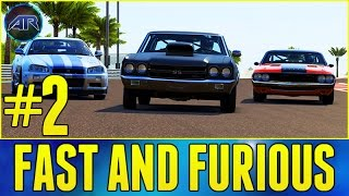 Forza 5 : FAST AND FURIOUS Movie Cars Challenge!!! (Part 2)