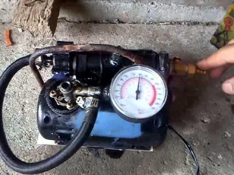 Mini Compressor Doovi