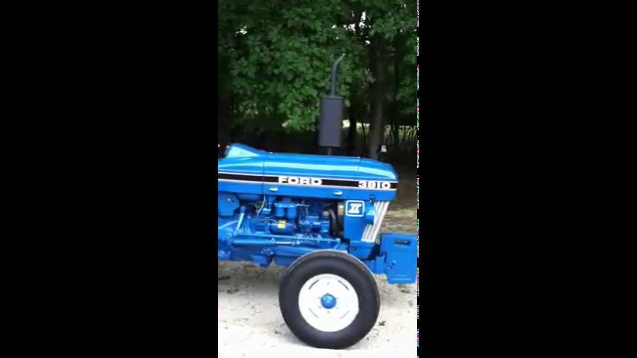 hight resolution of ford 3910 series ii tractor