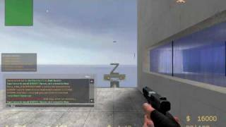 Showing Off Steam for mac! Playing CS:S!