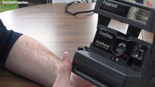 Polaroid OneStep AutoFocus - RustySkull Productions