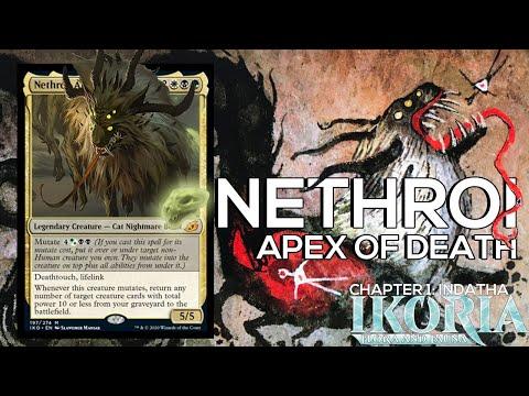 Deadliest Monster Nethroi,