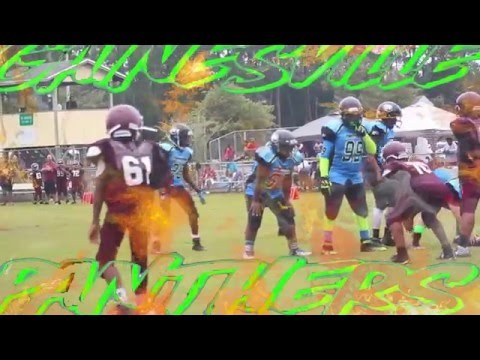 Gainesville Panthers 12U Vs West St Augustine Yellow Jackets