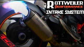 Rottweiler Intake System | Dyno TESTED - Super Duke 1290 R