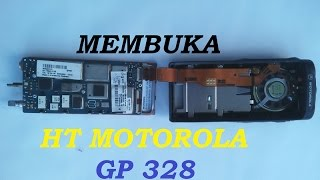 Download Video 55.Membuka HT MOTOROLA GP 328 MP3 3GP MP4