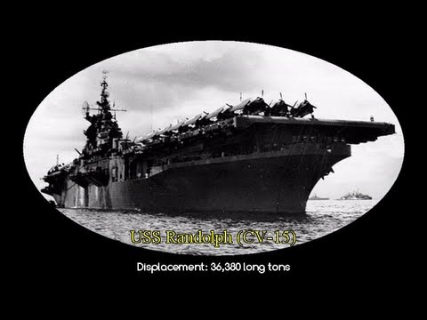 American Aircraft Carriers In World War II