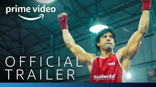Toofaan The Storm Official Trailer Prime Video
