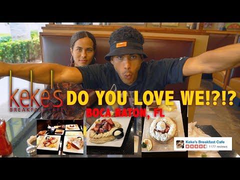 Keke's Breakfast Cafe Food Review | Boca Raton, FL