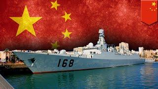 中國測試全球首款 高超音速軌道炮