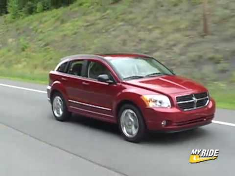 review 2007 dodge caliber youtube. Black Bedroom Furniture Sets. Home Design Ideas