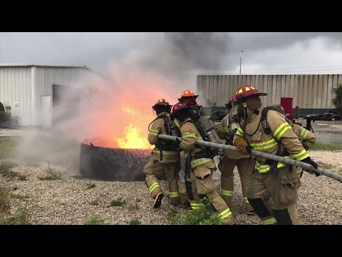 MIAMI DADE COLLEGE FIRE ACADEMY CLASS 16 121