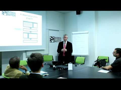 Présentation Executive DBA (Genève) - Pr. Michel Kalika