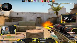 S1mple returns to CSGO and destroys Globals