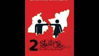 2 States: The Story of My Marriage by Chetan Bhagat pdf epub free ebook download | Invincible-ebooks
