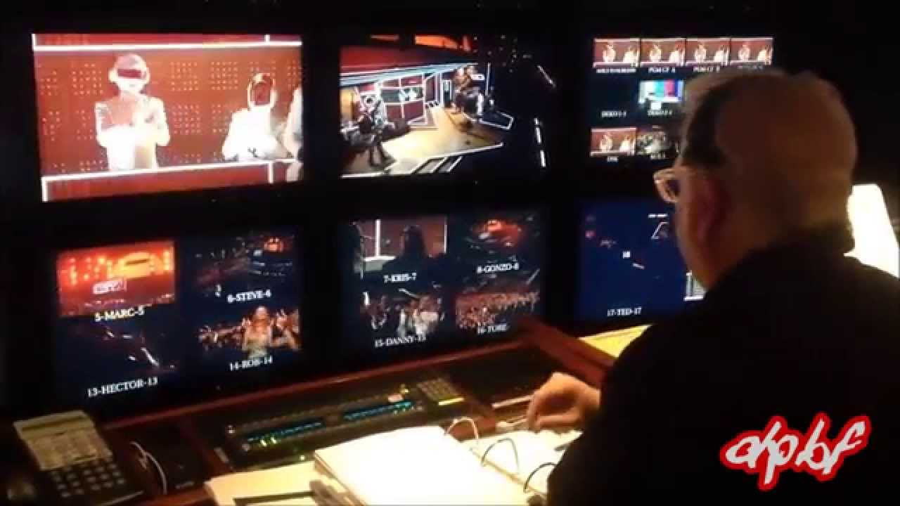 Louis J Horvitz directing '14 Grammy Awards