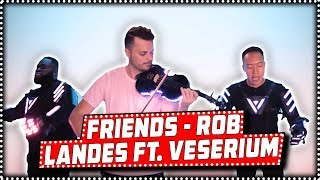 FRIENDS Cover for Violin and Virtual DJ  | Marshmello ft. Anne-Marie