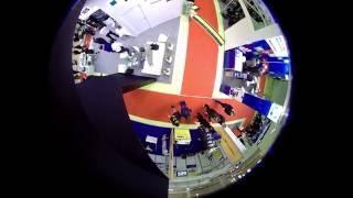 IDIS SUPER FISHEYE - панорамная IP-камера с супервозможностями(Панорамная IP-камера IDIS SUPER FISHEYE - лучшее решение для видеонаблюдения в помещении, модель DC-Y1513 обеспечивает..., 2016-06-15T09:16:35.000Z)