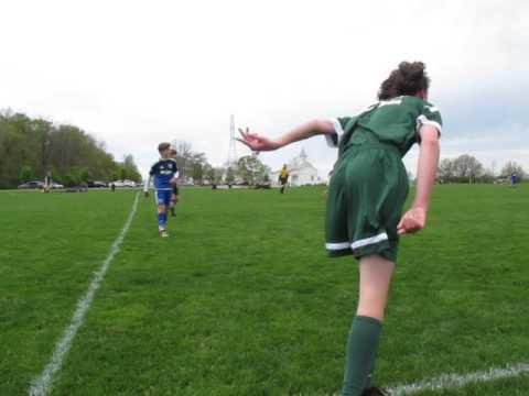 Club Ohio U14 Green 1 vs Midwest United FC 03 Royal 1st half