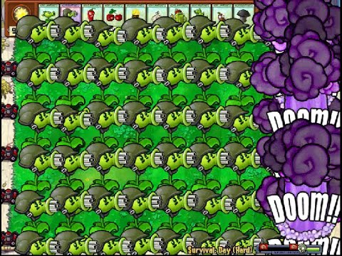 GALTING PEA 100% HACK POPCAP GAMES PLANTS VS ZOMBIES