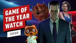 Game of the Year Watch 2020 Begins