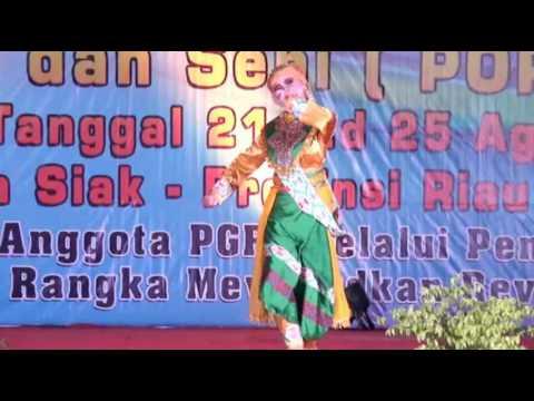 Tari Iluk Tengkayu Kalimantan Utara