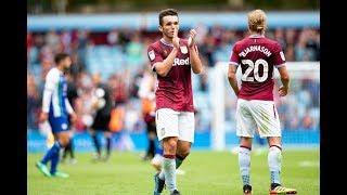 LAST MINUTE WINNER!!! Aston Villa vs Wigan vlog