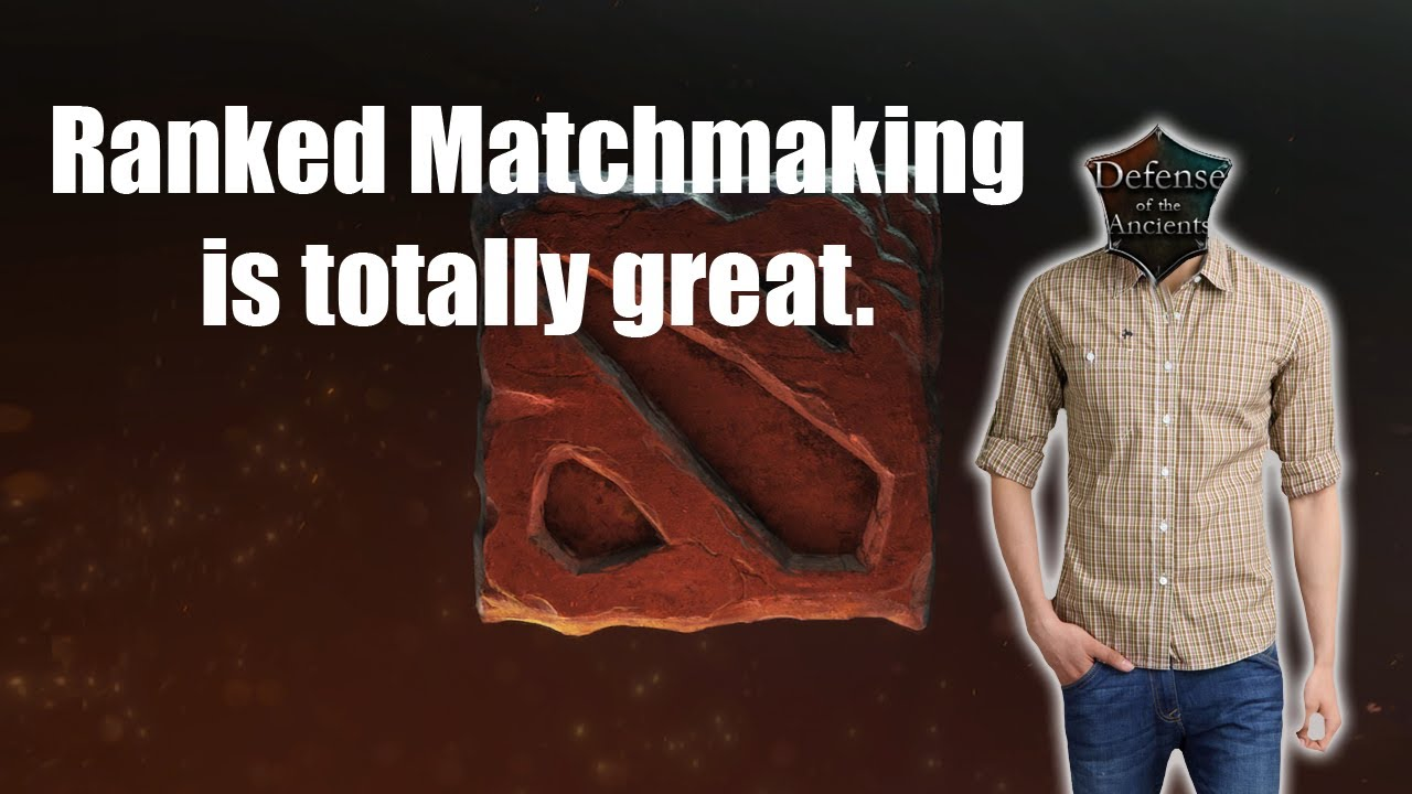 Ranked matchmaking dota 2 solo