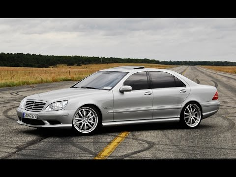 V12 s600 amg w220 mercedes benz youtube for Mercedes benz s 600 amg