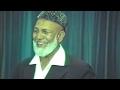 احمد ديدات مع مصرية مسيحية حوار أكثر من رائع