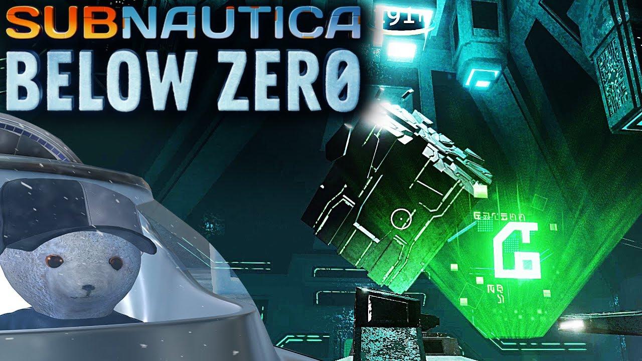 Subnautica Below Zero Precursor Base Deutsch German Gameplay 2