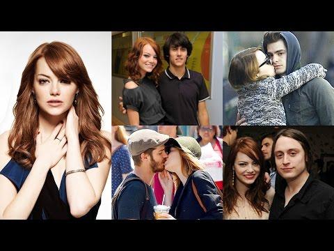 Boys Emma Stone Dated!