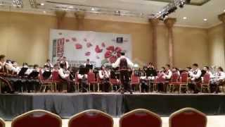 Bagan Jaya School Band (BJSB) Ross Roy part 2 (Malaysia Music Art Festival 2014)