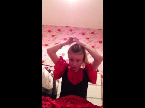 Hair tips by Kate Moore