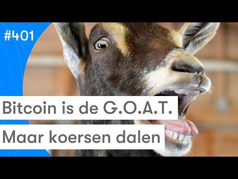 Bitcoin Koers Daalt! | ICP \u0026 Doge | BTC Nieuws Vandaag | #401