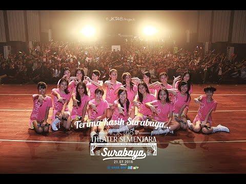 JKT48 Theater Sementara Surabaya   Team T