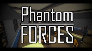 AGU HBAR (Synic) | ROBLOX Phantom Forces [BETA]