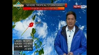BP: Weather update as of 4:30 p.m. (Aug. 22, 2017)