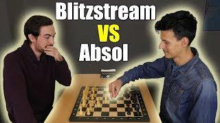 J'affronte le Maître des échecs Blitzstream !