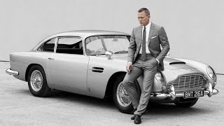 Bond may have a new Aston Martin but the DB5 can