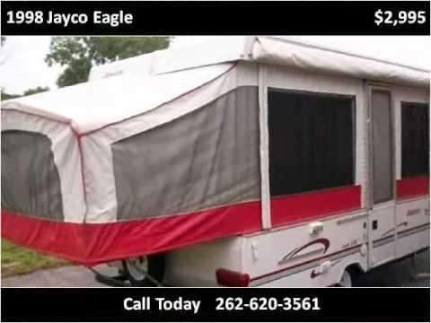 1998 Jayco Eagle Used Cars Lake Geneva WI