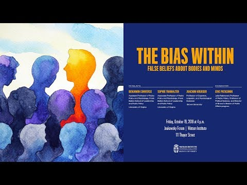 The Bias Within: False Beliefs about Bodies and Minds
