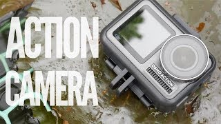 DJI Osmo Action Camera Review