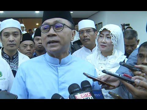 Zulkifli Hasan Hormati Sikap TGB Dukung Jokowi