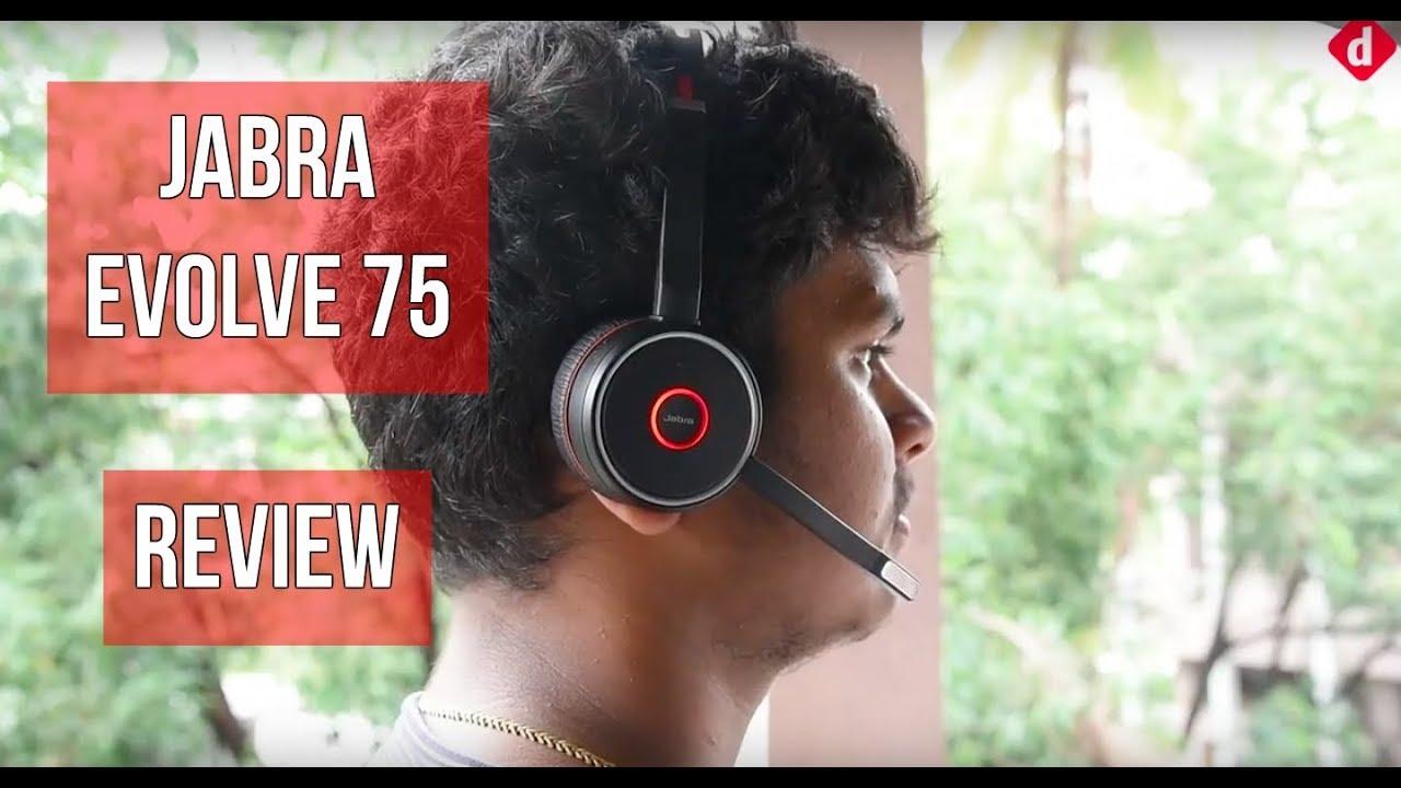 Jabra Evolve 75 Review Digit In Youtube