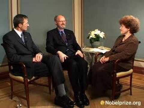 Nobel Prize in Chemistry, Robert Grubbs and Richard Schrock